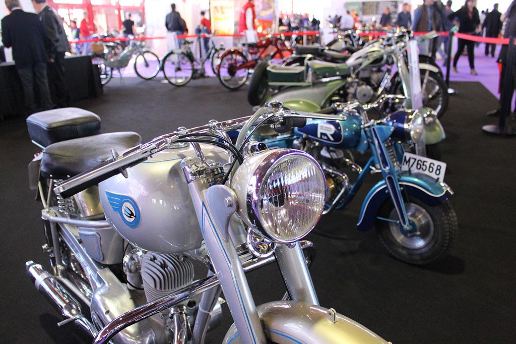 feria coches clasicos, motos restauradas, restauracion de motos, motos clasicas