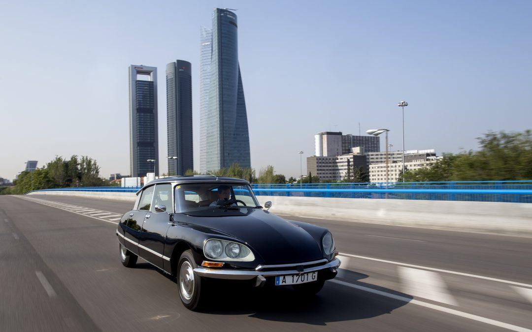 DS Automobiles y ClassicMadrid celebran el 65 aniversario del mítico 'Tiburón'