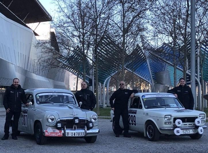 Rallye Montecarlo Histórico