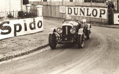 Más de cien años de Bentley