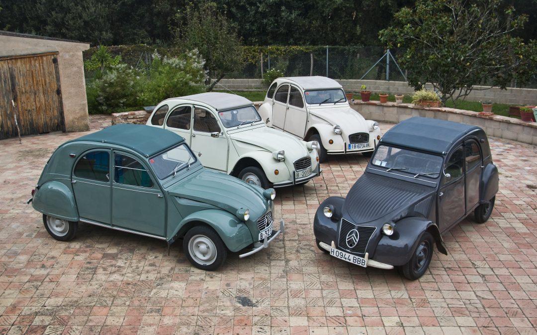 Citroën 2cv, el inefable