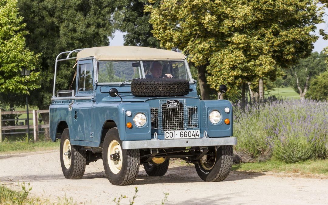 Land Rover, el todoterreno por antonomasia