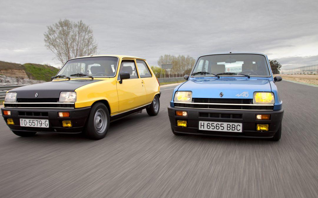 Renault 5 Copa, el carácter deportivo de FASA-Renault