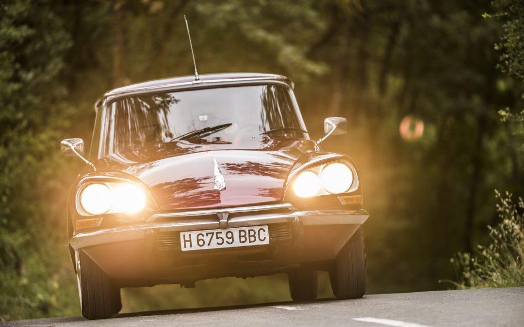 Citroën DS, diferente al resto